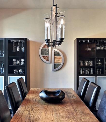 Functional Modern Dining Room Lighting
