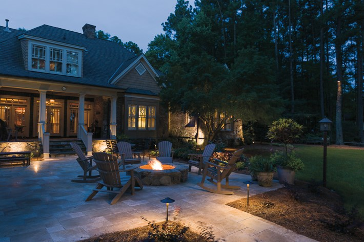 4 Outdoor Lighting Techniques Sure To